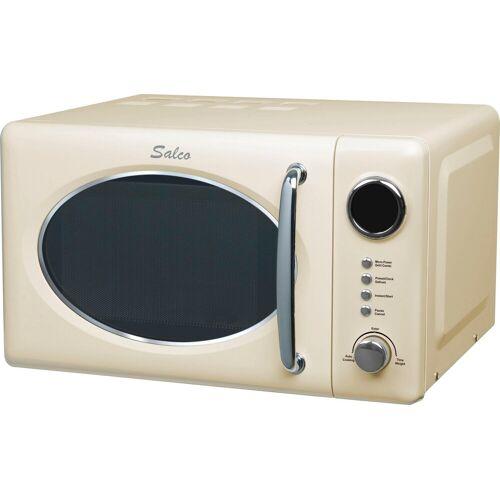 SALCO Mikrowelle SRM-20.6G, Grill, 20 l