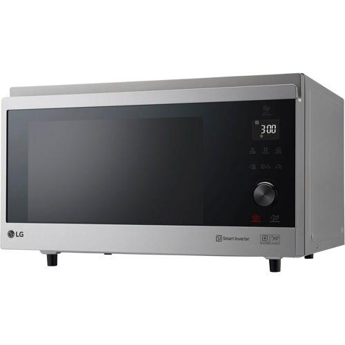 LG Mikrowelle MJ 3965 ACS, Mikrowelle, 39 l, Smart Inverter Technologie, echte Glasfront