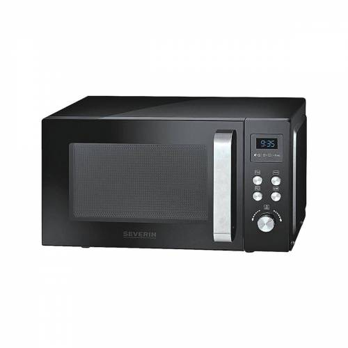 Severin Mikrowelle MW 7750, 20 l, 2-in1 mit Grillfunktion