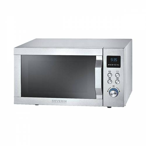 Severin Mikrowelle MW 7751, 20 l, 2-in1 mit Grillfunktion