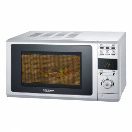 Severin Mikrowelle MW 9284 Mikrowelle und Grill 2in1