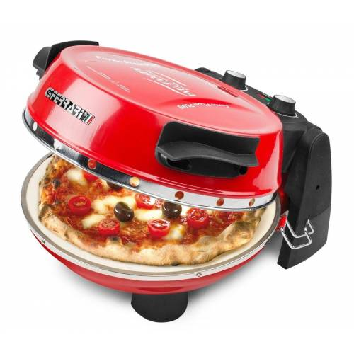 G3Ferrari Pizzaofen, Unter- Oberhitze, Thermostat und Signallampe