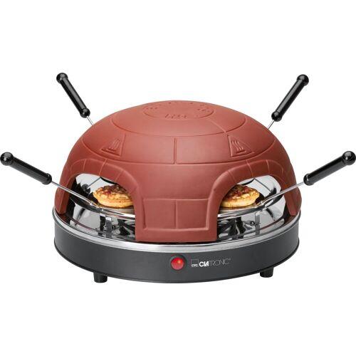 CLATRONIC Pizzaofen PO 3681, Grill