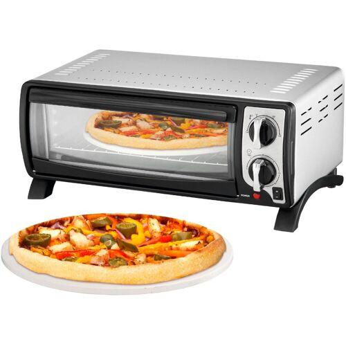 Team Kalorik Pizzaofen TKG MBO 1000 SI, 1400 W