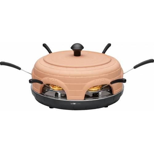 CLATRONIC Pizzaofen PO 3682, Grill