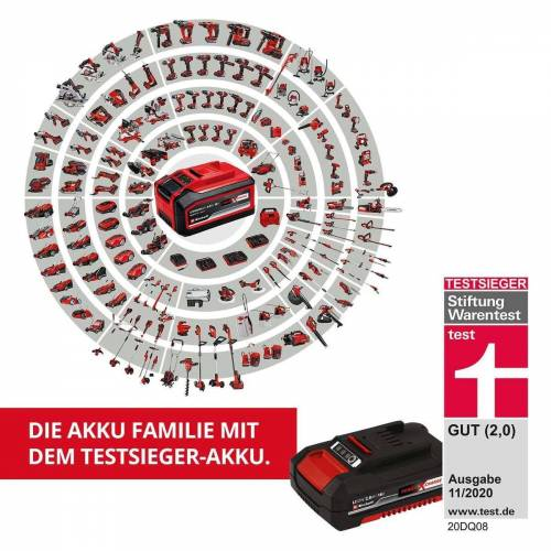 Einhell Akku-Handstaubsauger, Power X-Change