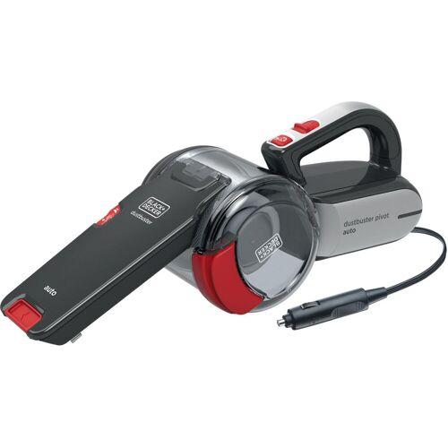 Black & Decker Handstaubsauger PV1200AV, 0 Watt, beutellos, Auto-Handsauger