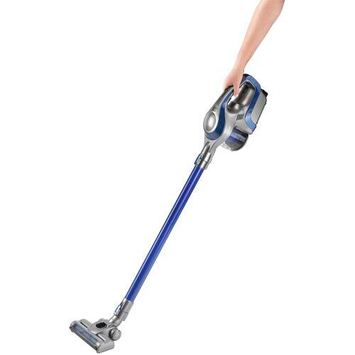 CLEANmaxx CLEAN MAXX Zyklon-Staubsauger »Akku Sensation 2in1 14,8V «, 150 W, beutellos, blau