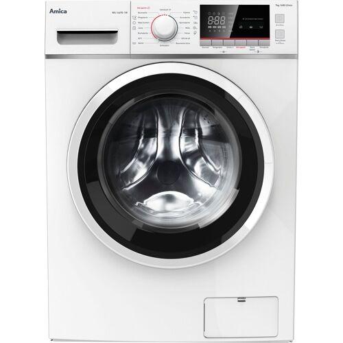 Amica Waschmaschine WA 14690-1 W, 7 kg, 1400 U/min, Energieeffizienzklasse B (März 2021)