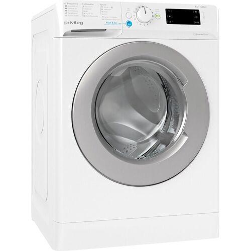 Privileg Waschmaschine PWF X 743 N, 7 kg, 1400 U/min, Energieeffizienzklasse D (März 2021)