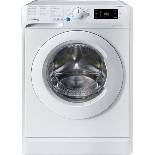 Privileg Waschmaschine PWF X 743 N, 7 kg, 1400 U/min, Energieeffizienzklasse D