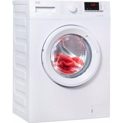 Beko Waschmaschine WMO 722, 7 kg, 1400 U/Min, Energieeffizienzklasse A+++