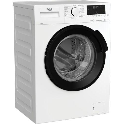 Beko Waschmaschine, Energieeffizienzklasse A+++