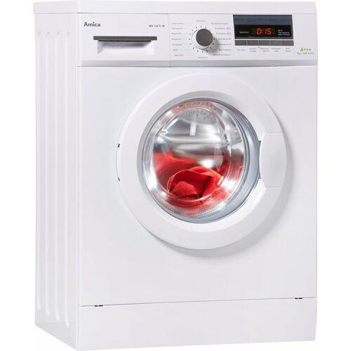 Amica Waschmaschine WA 14671 W, 7 kg, 1400 U/Min, Energieeffizienzklasse A+++