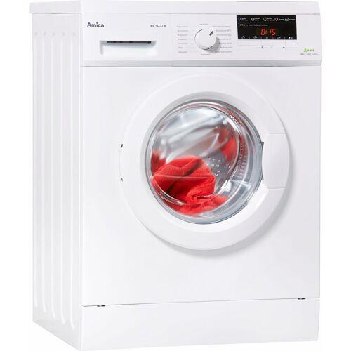 Amica Waschmaschine WA 14672 W, 8 kg, 1400 U/Min, Energieeffizienzklasse A+++