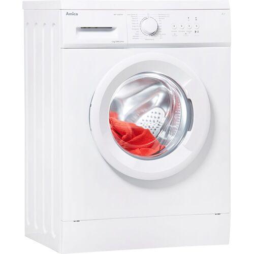 Amica Waschmaschine WA 14680 W, 6 kg, 1000 U/Min, Energieeffizienzklasse A+