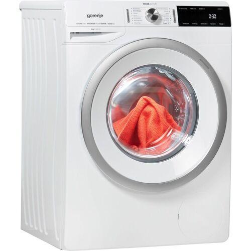 Gorenje Waschmaschine WA 866 T, 8 kg, 1600 U/Min, Energieeffizienzklasse A+++