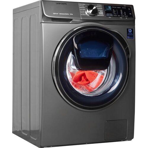 Samsung Waschmaschine QuickDrive WW8AM642OPX, 8 kg, 1400 U/Min, QuickDrive, Energieeffizienzklasse A+++