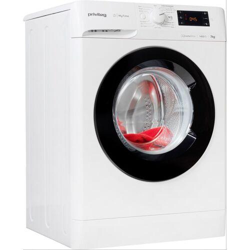 Privileg Waschmaschine PWF MT 71483, 7 kg, 1400 U/min, Energieeffizienzklasse D