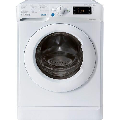 Privileg Waschtrockner PWWT X 86G4 DE, 8 kg, 6 kg 1400 U/min, Energieeffizienzklasse A