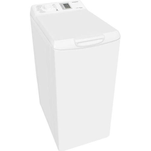 exquisit Waschmaschine Toplader LTO 1206-18, 6,5 kg, 1200 U/min, Energieeffizienzklasse A+++