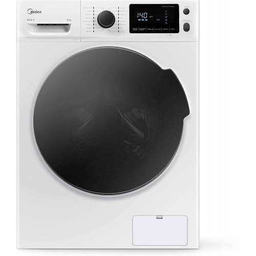 Midea Waschmaschine Serie 5 W 5.840, 8 kg, 1400 U/min, Energieeffizienzklasse A+++