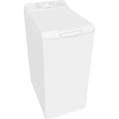 exquisit Waschmaschine Toplader LTO 1006-18, 5,5 kg, 1000 U/min, Energieeffizienzklasse A++