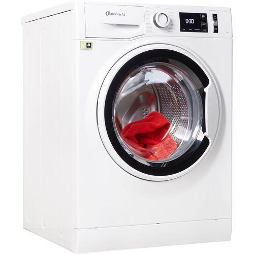 Bauknecht Waschmaschine W Active 811 C, 8 kg, 1400 U/min, Energieeffizienzklasse C