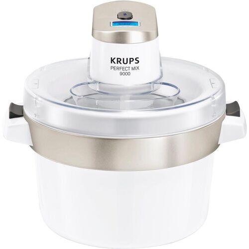 Krups Eismaschine VENISE GVS 241 Perfect Mix 9000, 1,6 l, 6 W