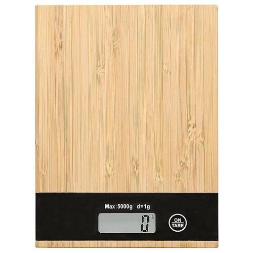 Kesper Küchenwaage »Bambus Küchenwaage«