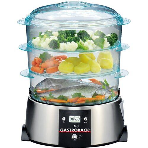 Gastroback Dampfgarer 42510, 650 Watt