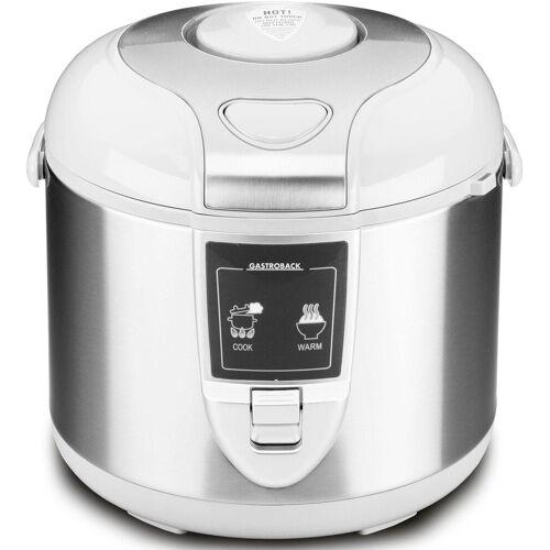Gastroback Reiskocher 42507 Design, 450 W