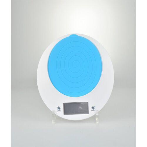 HTI-Living Küchenwaage »Küchenwaage digital 5kg SC elegance«, Blau