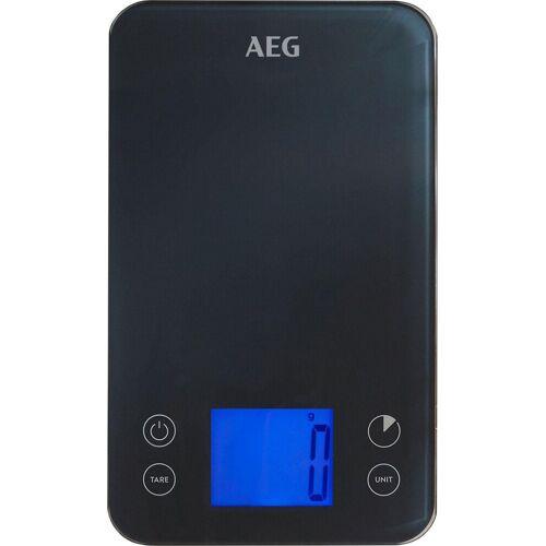AEG Küchenwaage »ABKS1«, (1-tlg), mit Bluetooth und App-Funktion