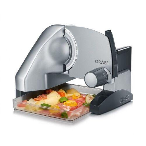 Graef Allesschneider SKS 500 Sliced Kitchen Allesschneider silber