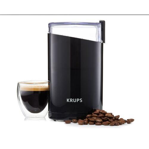 Krups Kaffeemühle F20342, 200 W, Schlagmesser, 75 g Bohnenbehälter