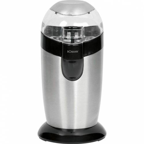 BOMANN Kaffeemühle KSW 445 CB Kaffeemühle silber