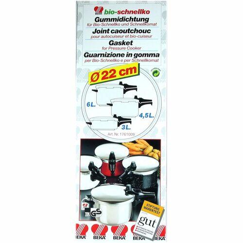 Beka Schnellkochtopfdeckel »Ring Gummidichtung Dichtungsring 22cm für Schnellkochtopf«