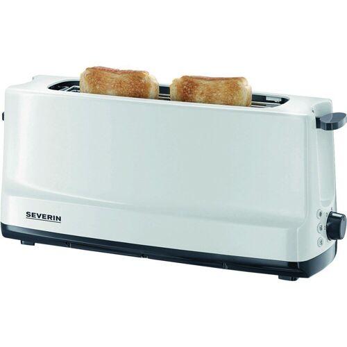 Severin Toaster 2-Schlitz-Toaster mit Brötchenaufsatz