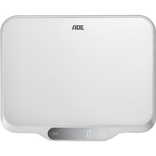 ADE Küchenwaage »Digitale Küchenwaage mit XXL Wiegefläche«