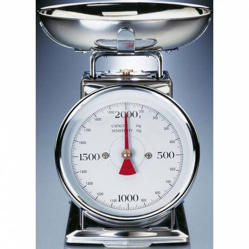 Gastroback Küchenwaage »30102 Metall-Waage«