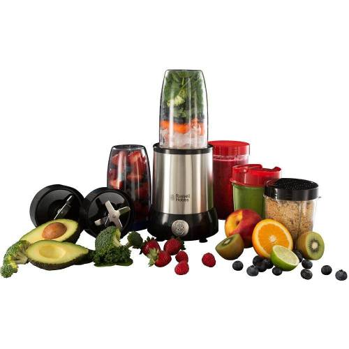 RUSSELL HOBBS Smoothie-Maker Nutri Boost 23180-56, 700 W, Multifunktionsmixer