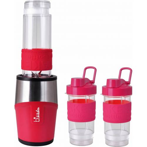 bkitchen Smoothie-Maker Set smooth110 rot, 300 W