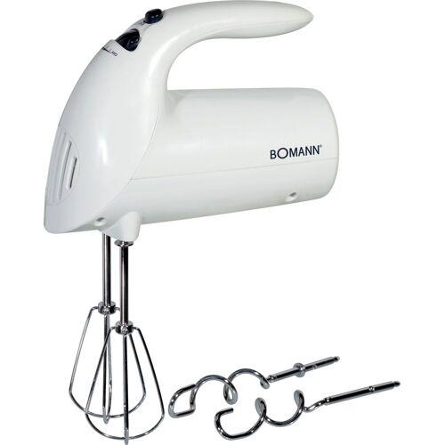 BOMANN Handmixer HM 350 CB weiß, 250 W, 250 Watt