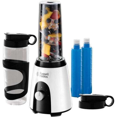 RUSSELL HOBBS Smoothie-Maker Mix & Go Boost Horizon 25161-56, 400 Watt, 400 W