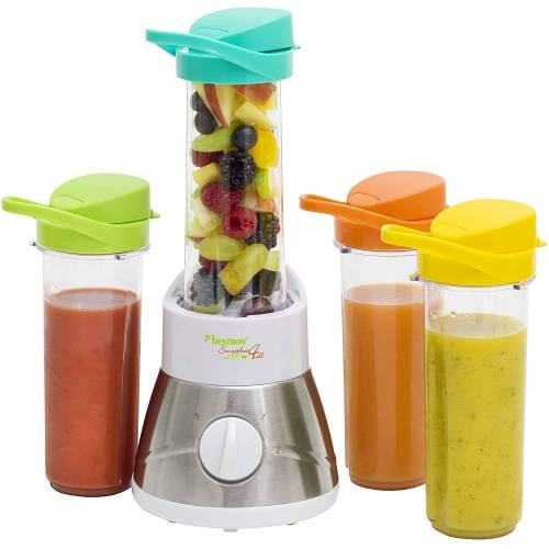 bestron Standmixer Smoothie Maker Set, 400 W