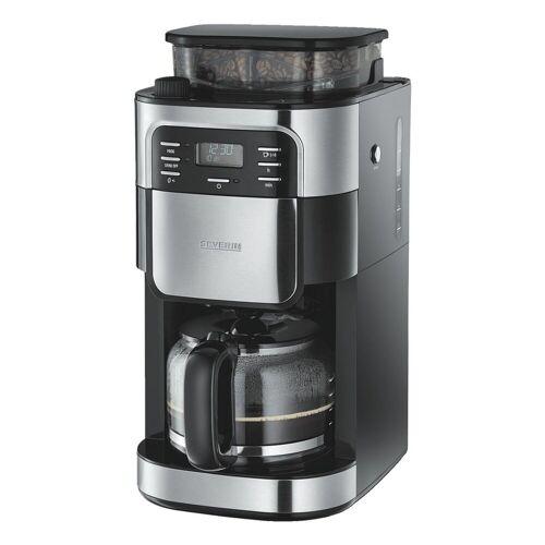 Severin Kaffeemaschine mit Mahlwerk KA 4810, mit integriertem Mahlwerk