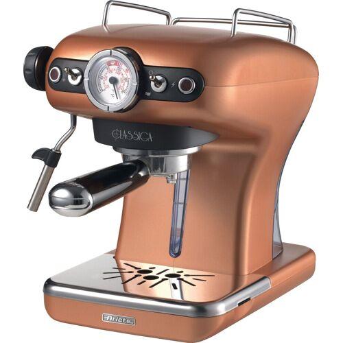 Ariete Espressomaschine 1389KU Siebträgermaschine Classia kupfer