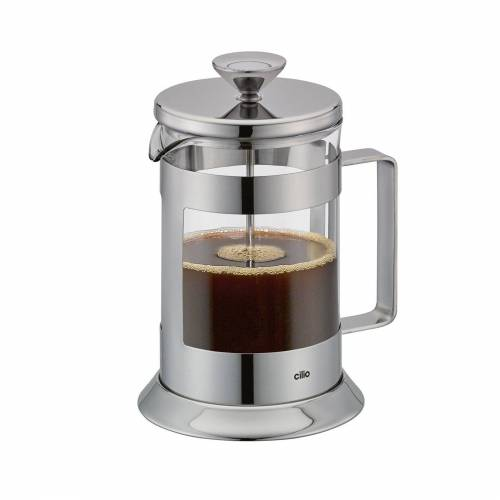 Cilio Kaffeebereiter Kaffeebereiter LAURA, 0.8l Kaffeekanne