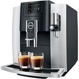 Jura Kaffeevollautomat E8 Modell 2018, Platin,